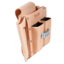 5-Pocket Tool Pouch with Fiber Lining