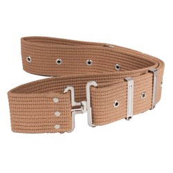 "Item# 501 2-1/4"" Cotton Work Belt"