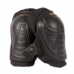 Titan Knee Pads with Extended Hard Shell